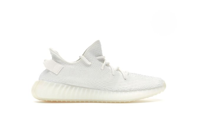 Tênis Adidas Yeezy Boost 350 - Cream White