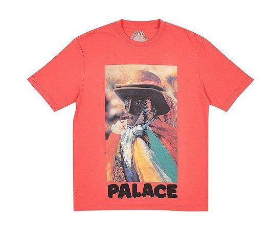 Camiseta Palace Stoggie - Light Red