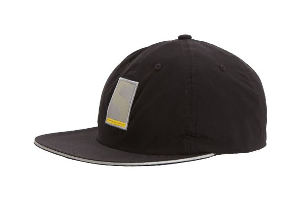Boné 6-Panel Supreme Performance Nylon 3M - Black