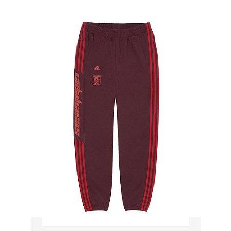 Adidas Calabasas Track Pants - Maroon