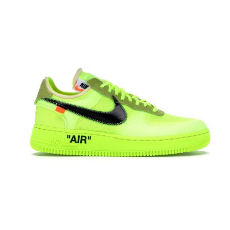 Nike Air Force 1 Low x Off-White - Volt