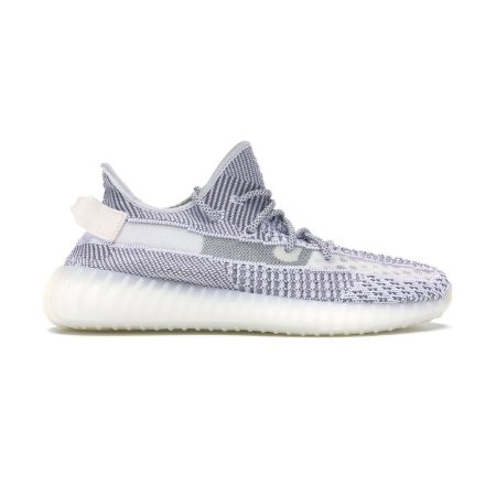 "Tênis Adidas Yeezy Boost 350 v2 - Static ""Non Reflective"""