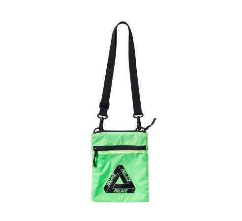 Palace Flat Sack - Green