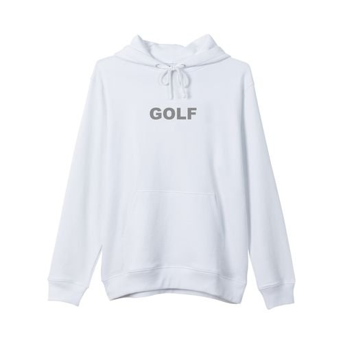 Moletom Golf Wang Logo Reflective 3M - White
