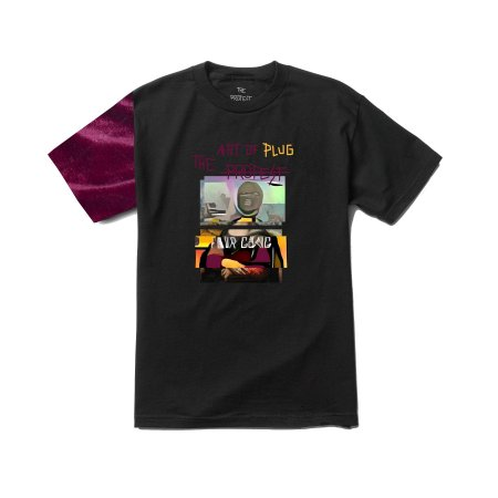 Camiseta The Art of Plug - Black