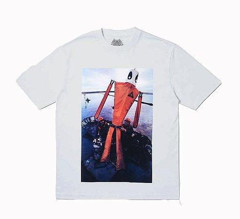 Camiseta Palace Slick - White