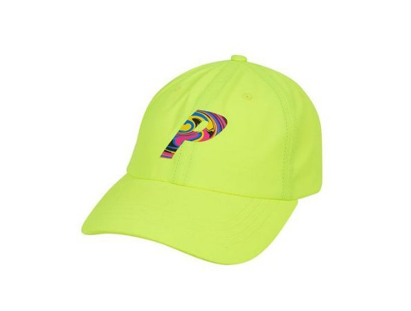Boné 6-Panel Palace Electro Shell Neon - Green