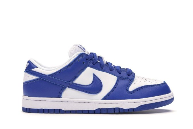 Tênis Nike Dunk Low SP - Kentucky