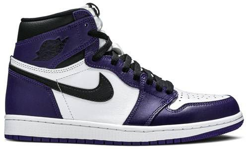 Tênis Nike Air Jordan 1 Retro High OG - Court Purple 2.0