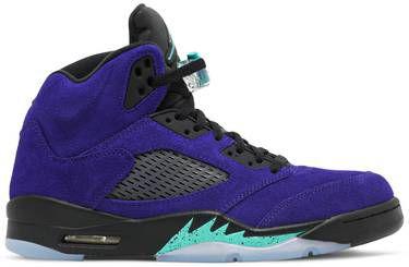 Tênis Nike Air Jordan 5 Retro - Alternate Grape