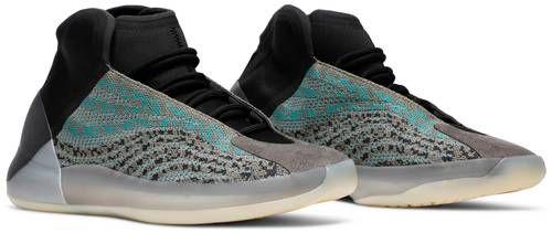 Tênis Adidas Yeezy Quantum - Teal Blue