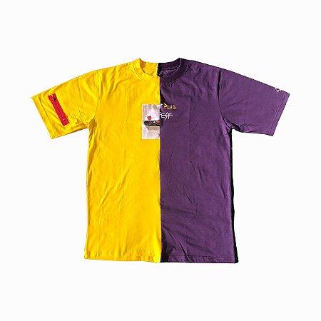 Camiseta The Protest x 894Studios - Yellow/Purple