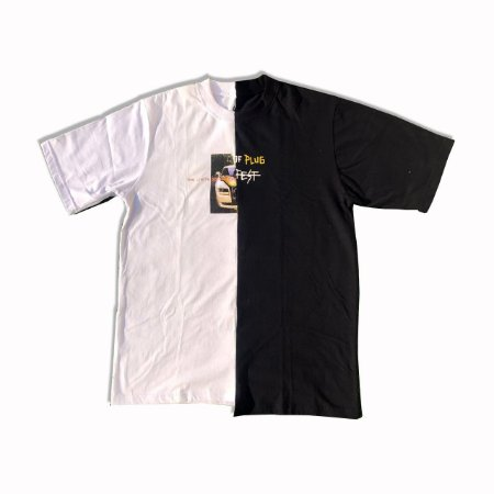 Camiseta The Protest x 894Studios - White/Black