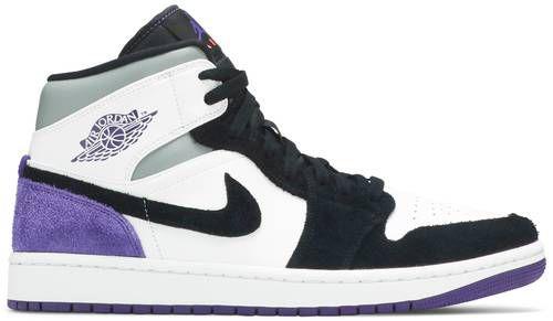 Tênis Nike Air Jordan 1 Mid SE - Varsity Purple