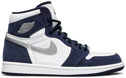 Tênis Nike Air Jordan 1 Retro High Midnight - Navy