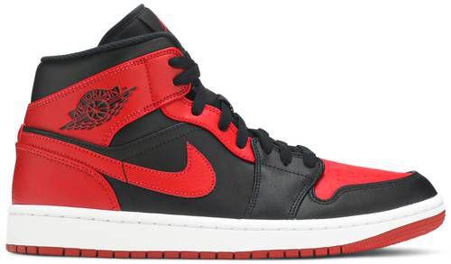 Tênis Nike Air Jordan 1 Mid - Banned