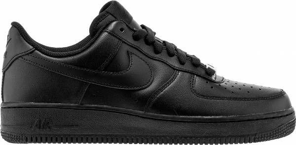 Tênis Nike Air Force 1 Low - Black 2019
