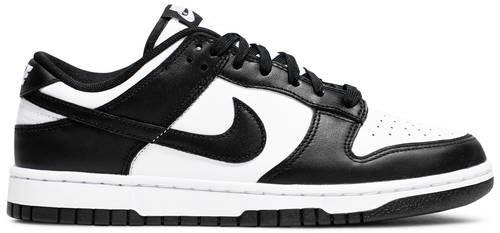 Tênis Nike Dunk Low - White Black (2021)