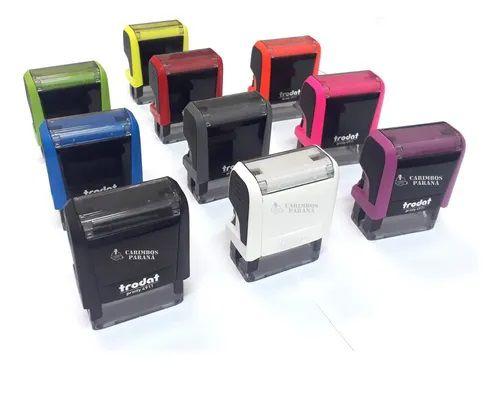 Carimbo Trodat 4910 P4 (26x10mm) com personalização