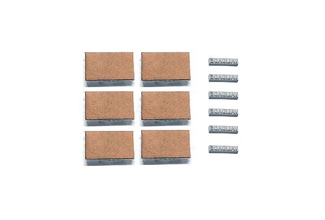 Kit Reparo para carimbo Datador 4850 de VALIDADE