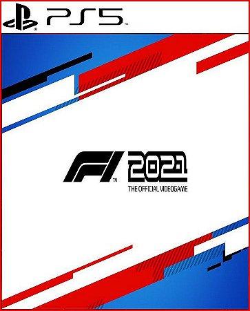 F1 2021 Standard Edition PS5 Midia digital