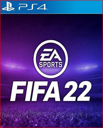 FIFA 22 PS4 PSN MÍDIA DIGITAL