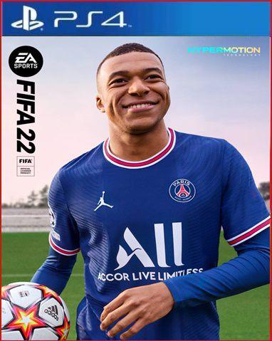Fifa 22 PS4 | Fifa 2022 Mídia digital Psn