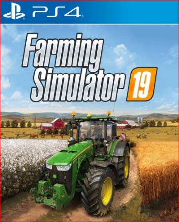 FARMING SIMULATOR 19 PS4 | PORTUGUÊS MÍDIA DIGITAL PSN