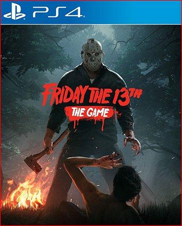 FRIDAY THE 13TH THE GAME PS4 E PS5 PSN MÍDIA DIGITAL
