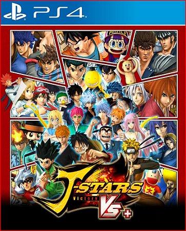 J-STARS VICTORY VS+ PS4 PSN MÍDIA DIGITAL