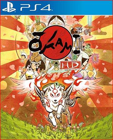 OKAMI HD PS4 PSN MIDIA DIGITAL
