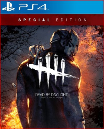 dead by daylight special edition ps4 e ps5 midia digital