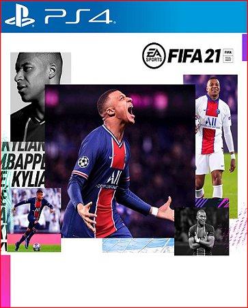 FIFA 21 PS4 PSN MIDIA DIGITAL PORTUGUÊS