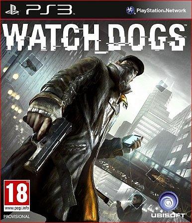 watch dogs ps3 psn midia digital