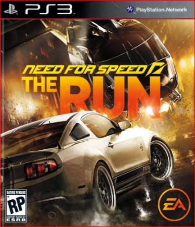 NEED FOR SPEED THE RUN PS3 MÍDIA DIGITAL