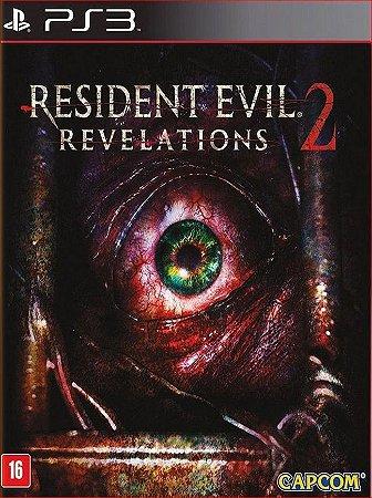 RESIDENT EVIL REVELATIONS 2 PS3 MÍDIA DIGITAL