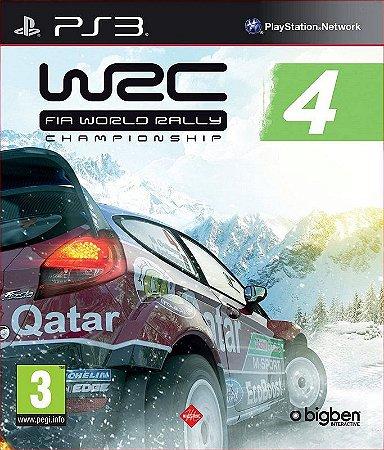 WRC 4 FIA WORLD RALLY CHAMPIONSHIP PS3 MÍDIA DIGITAL