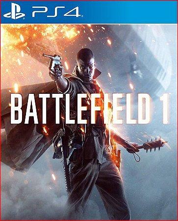 battlefield 1 ps4 psn midia digital