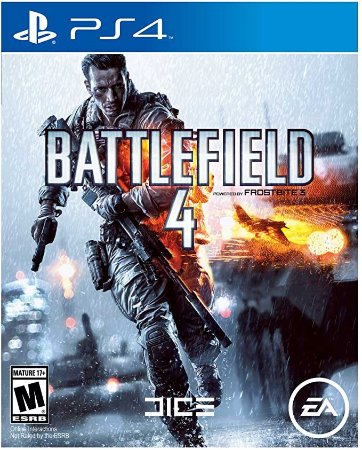 battlefield 4 ps4 psn midia digital