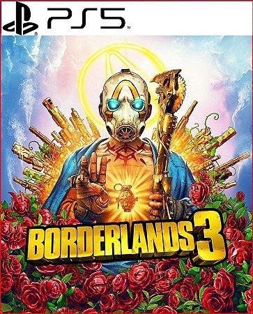 borderlands 3 ps5 midia digital