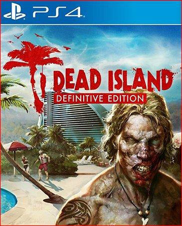 dead island definitive edition ps4 midia digital