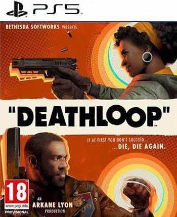 deathloop ps5 midia digital