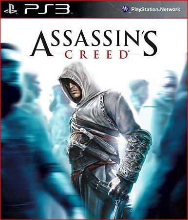 ASSASSINS CREED PS3 MÍDIA DIGITAL