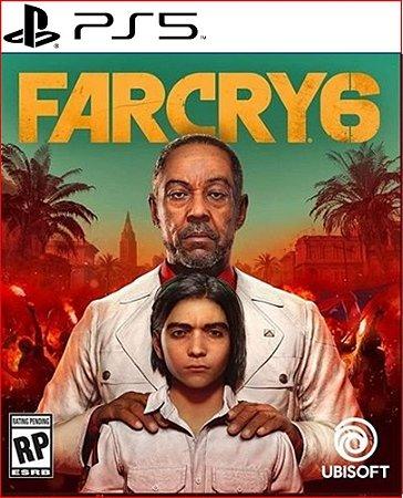 Far cry 6 ps5 psn midia digital
