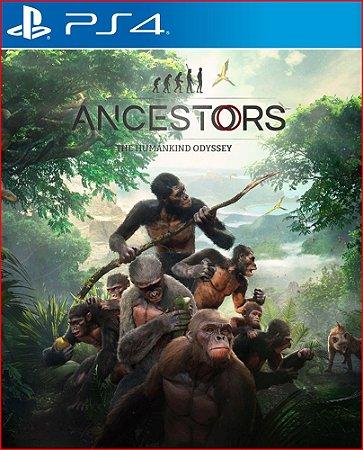 ancestors the humankind odyssey ps4 midia digital