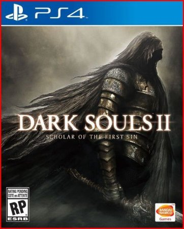 DARK SOULS II: SCHOLAR OF THE FIRST SIN PS4 MÍDIA DIGITAL