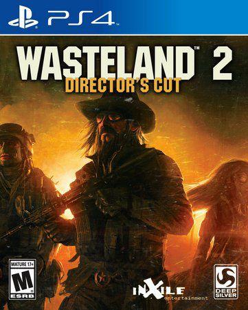 WASTELAND 2 DIRECTOR´S CUT PS4 PSN MIDIA DIGITAL