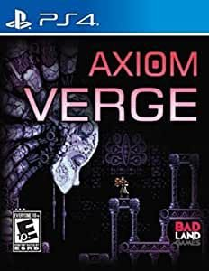 AXIOM VERGE PS4 MIDIA DIGITAL