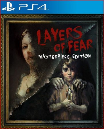 layers of fear masterpiece edition ps4 midia digital