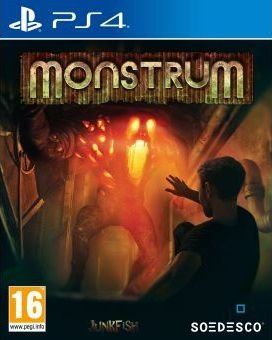 MONSTRUM PS4 MIDIA DIGITAL
